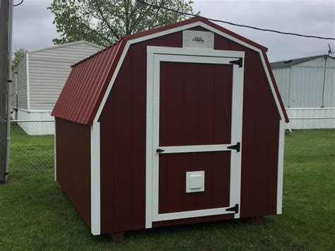 Barn Shed by Lifespan Of Portable Buildings And Outdoor Storage Sheds