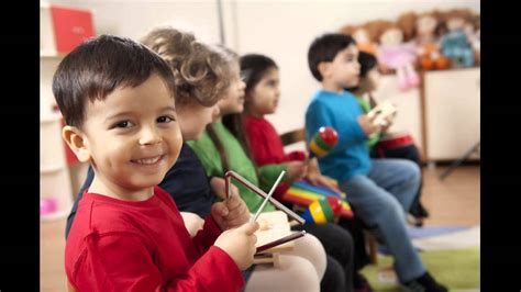 Teaching Music To Young Children Youtube