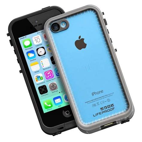 waterproof for iphone 5c lifeproof frē waterproof iphone 5c gadgetsin