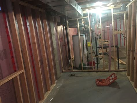 Stud Spacing And Framing Basement Walls  Home Decorations