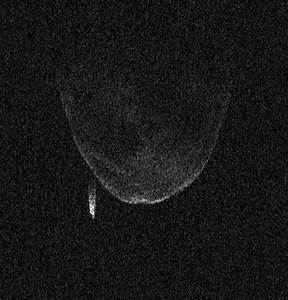 A big asteroid that flew past Earth last month belongs to ...