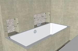 Baukosten Rechner 2016 : badewanne mit nischen baublog werder bautagebuch und ~ Lizthompson.info Haus und Dekorationen