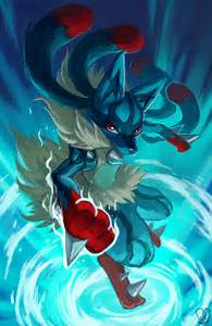 pokemon lucario drawing images