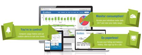 customer portal carma billing services