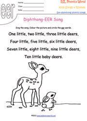diphthong songs phonics songs kids phonics diphthongs