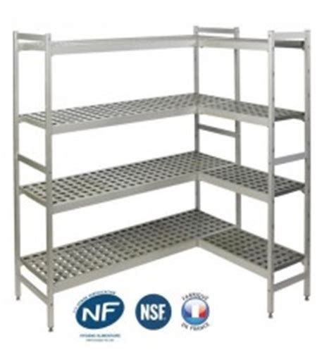 etagere pour chambre froide rayonnage chambre froide étagère chambre froide