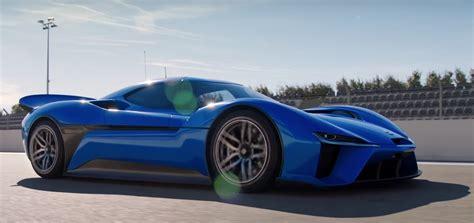 nio sets electric autonomous speed record  driving