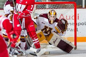 Gophers Host WCHA Final Faceoff With Their Season Right on ...