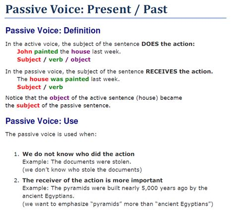 Passive Voice How Crimes Are Reported On Tildee  Howto And Stepbystep Instructions