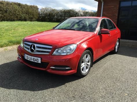 Great savings & free delivery / collection on many items. 2013 Mercedes Benz C220 Cdi Blueefficiency For Sale in ...