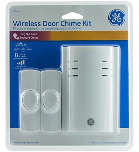 ge wireless door chime ge 19300 wireless door chime plugs into wall outlet and