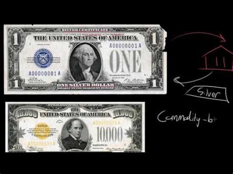 What Is Fiat Money In Economics by Commodity Money Vs Fiat Money Khan Academy