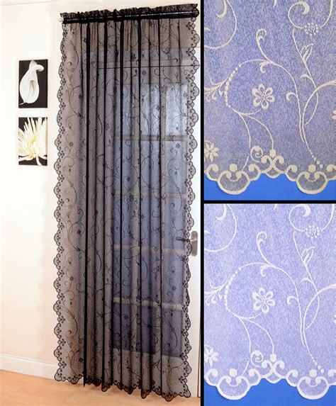 black lace curtains black lace curtains you baroque my
