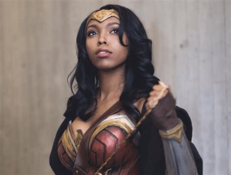 Wonder Woman Cosplay By Cutiepiesensei Aipt