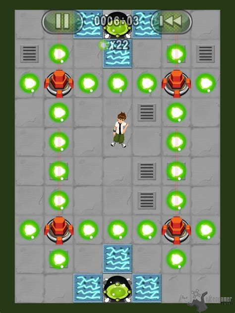 ben  game generator  screenshots  iphoneipad