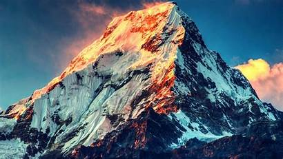 Everest Mount Definition Wide Base Camp Mountain