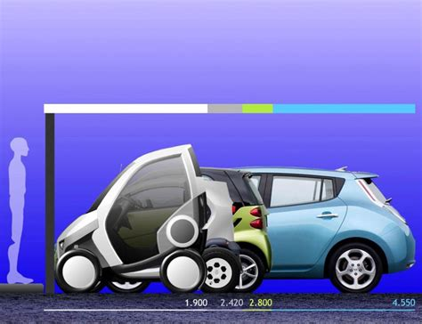 Casple Podadera Folding Electric City Car