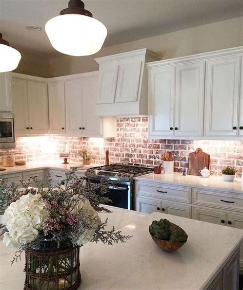 how to remodel kitchen cabinets best 25 exposed brick kitchen ideas on 8865