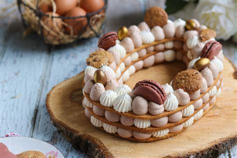 Le number cake peut se préparer à l'avance ! Le number cake aux chocolats de Pâques Le Tablier Gourmet