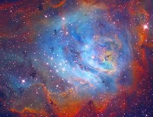 M8 – The Lagoon Nebula