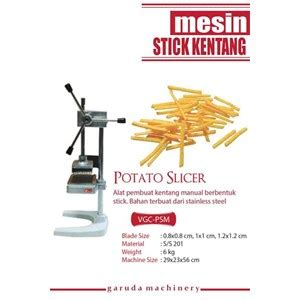 Alat Pengiris Kentang Mustofa jual alat pengiris kentang stick