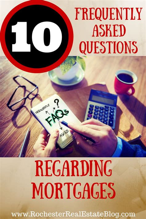 Frequently Asked Questions About The Gnu Top 10 Frequently Asked Questions Regarding Mortgages