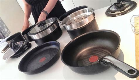 batterie de cuisine tefal induction pas cher tefal ingenio induction