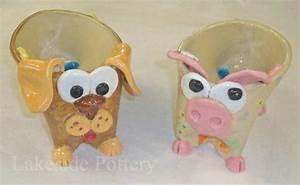 Dog & Pig-cute!   Pottery   Pinterest