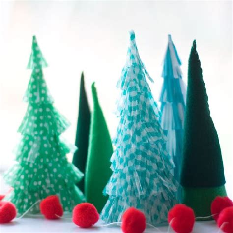 diy tabletop christmas tree 29 awesome tabletop christmas tree ideas for small spaces godfather style