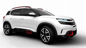 2018 Citroen C5 Aircross Officially Revealed  Gets