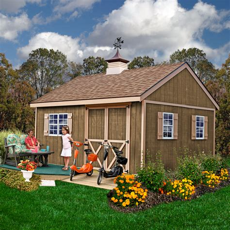 sears sheds 10 x 12 best barns newcastle1216 new castle 12ft x 16ft shed kit