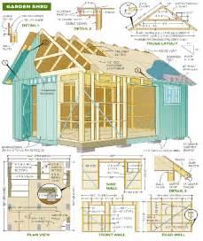 shed layout plans the diy garden shed plan shed diy plans