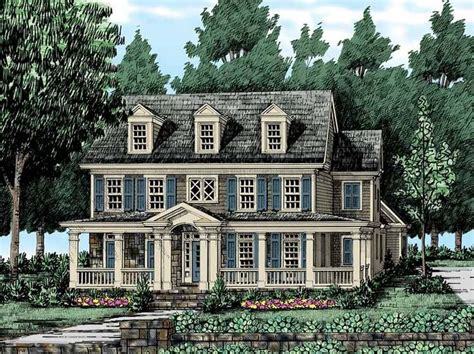 eplans farmhouse eplans farmhouse house plan a wealth of windows 2973 square feet and 4 bedrooms from eplans