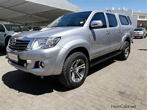 Used Toyota Hilux 3 0 D4d Legend 45 4x4 D  C