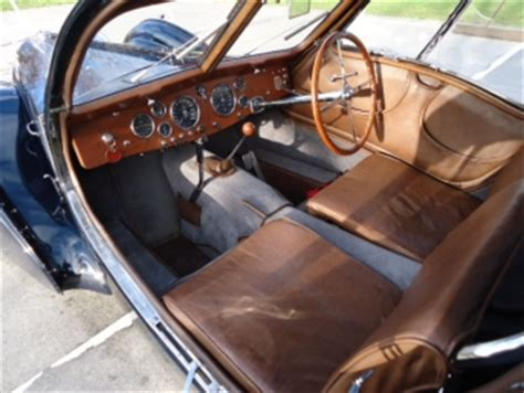 Bugatti T57S Atlantic replica by Erik Koux