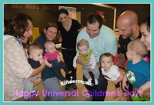 Celebrate Universal Children's Day with Kindermusik