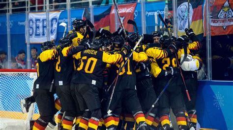 1963 (bis 1962 im dev organisiert). Olympia 2018: Diese deutschen Eishockey Helden haben Silber geholt   Olympia 2018