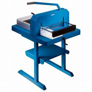 D848 Heavy Duty Manual Paper Cutter  Manual Stack Paper