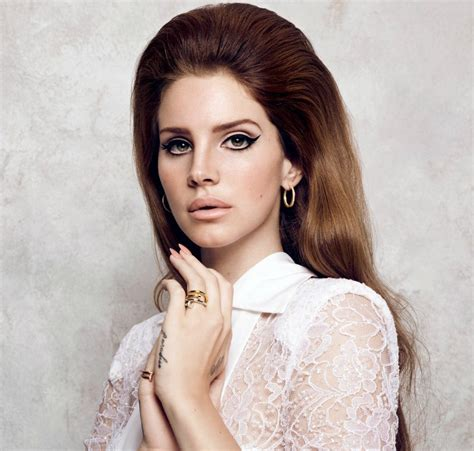 Lana Del Rey Hairstyles Women Hair Styles Collection