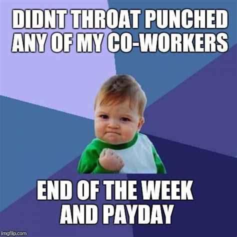 Meme Of The Week - success kid meme imgflip