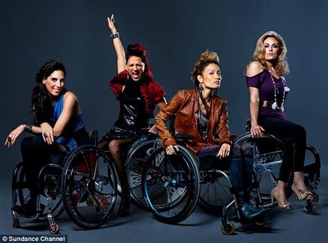 Push Girls Meet The Wheelchair Bound Stars