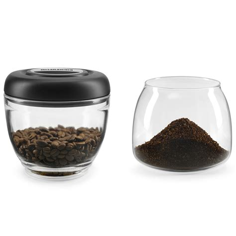 Amazoncom Kitchenaid Kcg0702ob Burr Coffee Grinder, Onyx