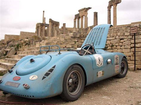 Bugatti introduced the legendary type 57 in 1934, laying the groundwork for some of its most iconic the type 57g took to the track in 1937, with an enclosed body that was quickly dubbed the tank. automobileweb - bugatti type 57 tank reconstruction giordano 57245-574