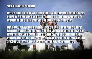 Memorial Day 2016: Inspirational Prayers & Blessings ...