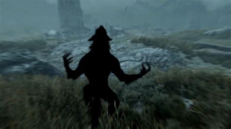 elder scrolls  skyrim lycanthropy werewolf guide