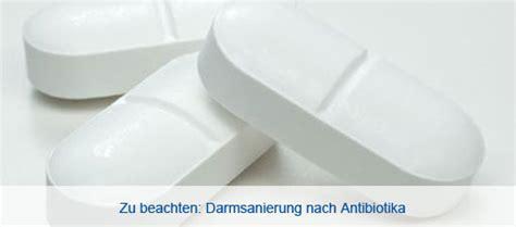 darmflora stärken medikamente