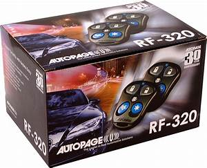Autopage Rf-320