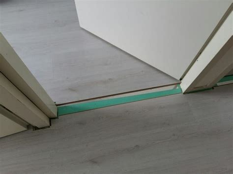 overgang trap laminaat traprenovatie laminaat of flexxfloors overgangsprofielen