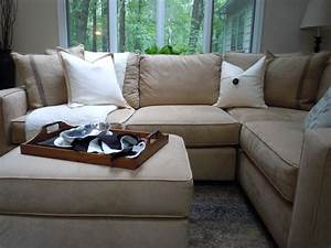 PB Square Sectional in Home