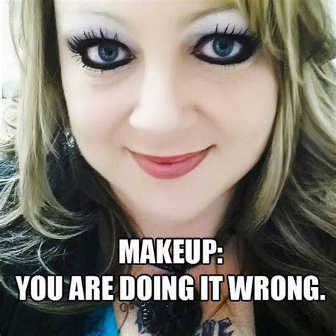 Makeup Meme - black before and after makeup meme mugeek vidalondon